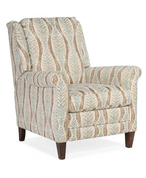 Danae Recliner Solid Back