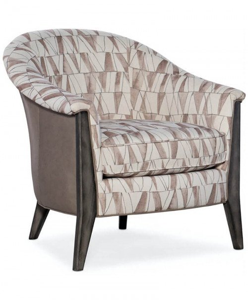 Easy Breezy Exposed Wood Chair