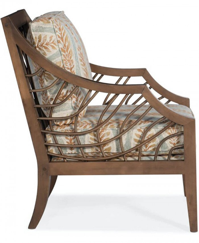Ellis Exposed Wood Chair
