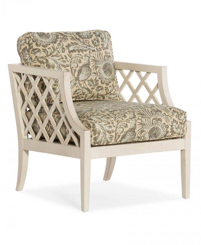 Idris Exposed Wood Chair