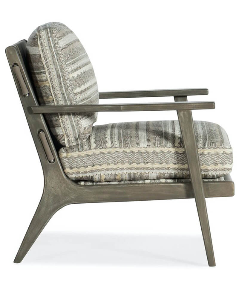 Leif Exposed Wood Chair