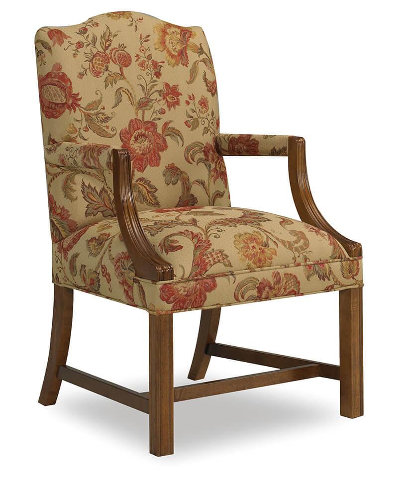 Martha Exposed Wood Chair