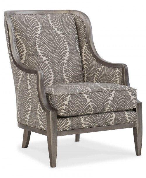 Merrick Exposed Wood Chair