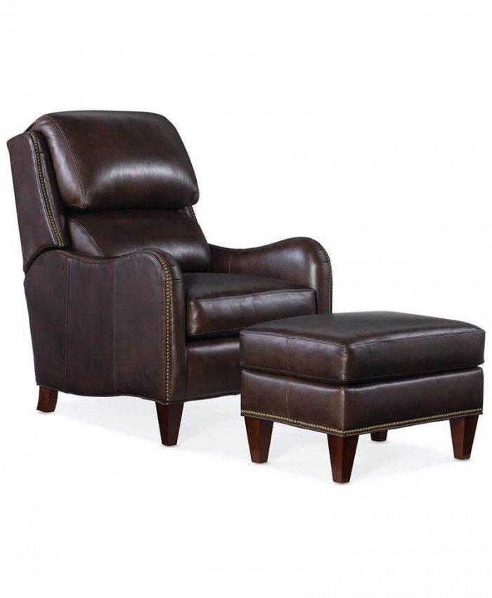 Henley Tilt Back Chair and Ottoman