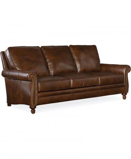 Reddish Stationary Sofa 8-Way Hand Tie