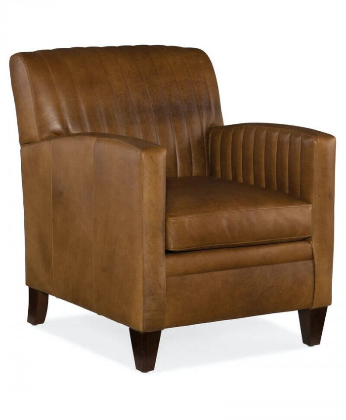 Barnabus Club Chair 8-Way Tie