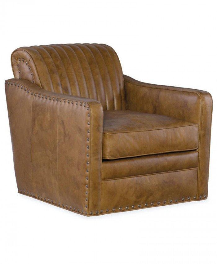 Beth Swivel Tub Chair 8-Way Tie