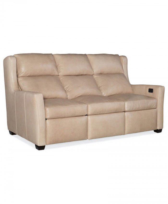 Dixon Sofa L & R Recline wArticulating Headrest