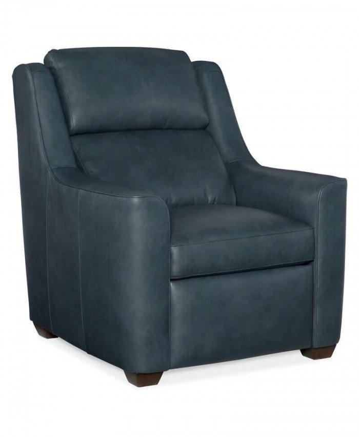 Loewy Chair Full Recline w/Articulating Headrest