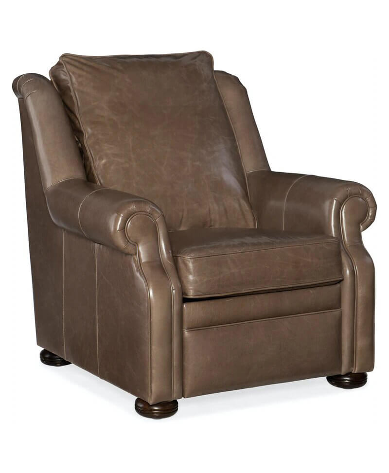 Pauley Chair Full Recline w/Articulating Headrest