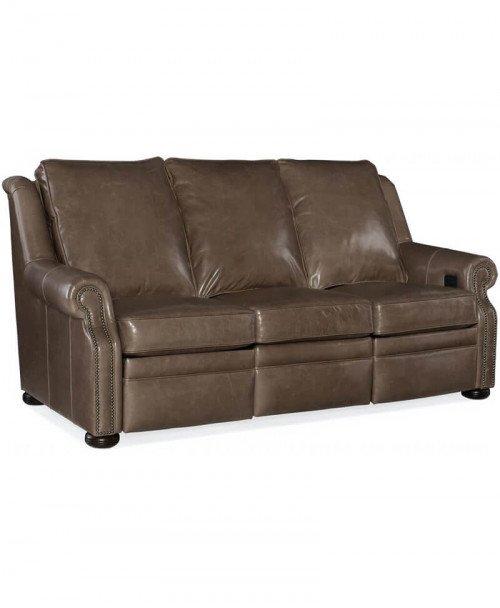 Pauley Sofa L & R Recline w/Articulating Headrest