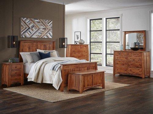 Boulder Creek 5pc Amish Bedroom Set
