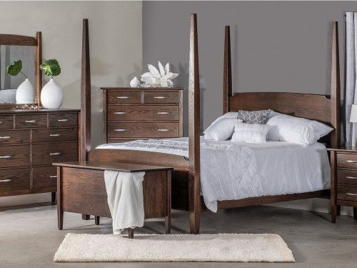Imperial 5pc Amish Bedroom Set