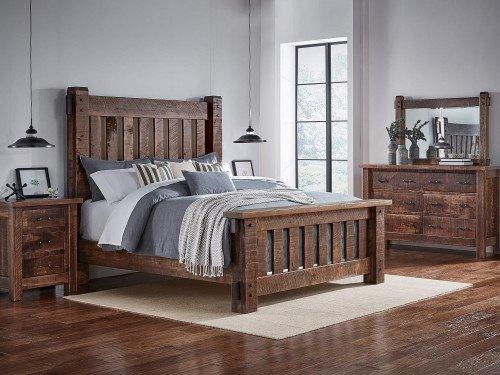 Houston 4pc Amish Bedroom Set