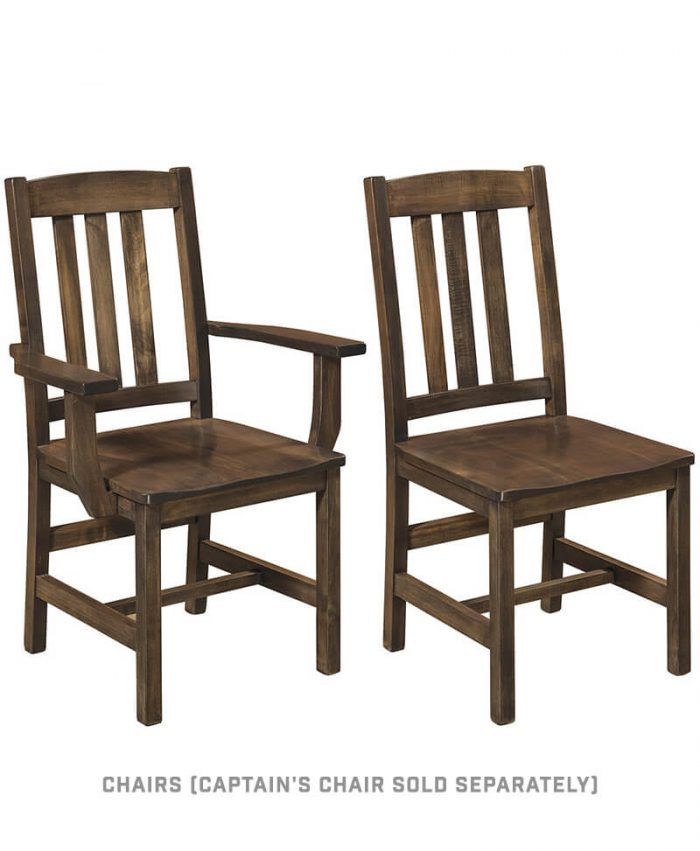 Amish Embrook Dining Set-Chairs